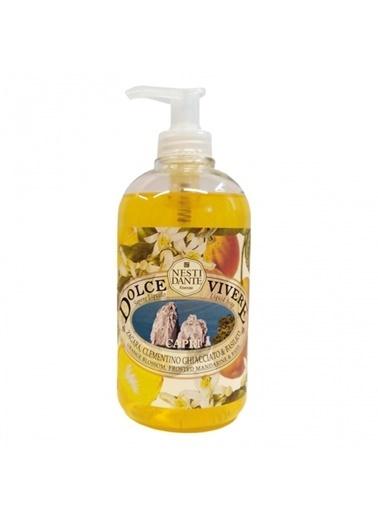 Nestidante Dolce Vivere Capri Sıvı Sabun 500 ml Renksiz